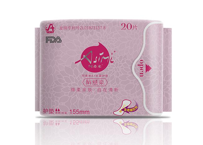 阿希米® A+抗菌护垫